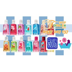 Nước rửa tay khô hand gel Bath and Body Works 29ml