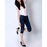 Quần jeans ngố nữ 528W