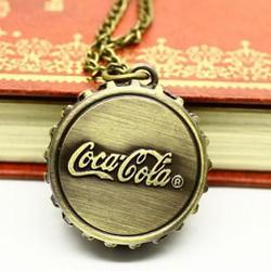 Dây chuyền đồng hồ Coca Cola