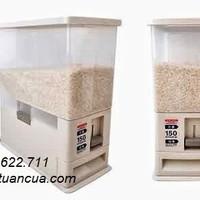 Thùng đựng Gạo Thông Minh Hàn Quốc 15kg
