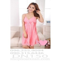 Đầm ngủ phi bóng hàng quảng châu - DN150-2