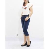 Quần jeans lửng nữ 803.1W
