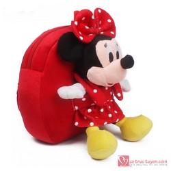 Ba lo cho bé gái hình chuột Minnie