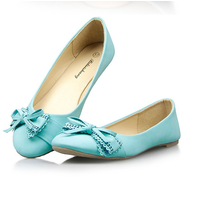 Giày búp bê đính nơ xinh xắn GB-044