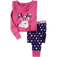 Tinker Bell Kids - Bộ GAP dài 678 - Xmas Reindeer