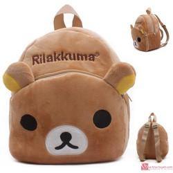 Balo hình gấu Rilakkuma loại nhỏ