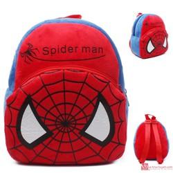 Balo đi học cho bé trai người nhện