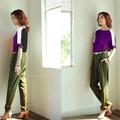 Áo thun cánh dơi phối màu hàng chất Style Hàn Quốc TS 021B