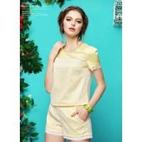 Set áo + quần short cao cấp 80158