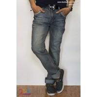 Quân jeans ống côn _ QJ1422