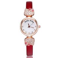 Đồng hồ nữ Hello Kitty Mã số: E 847