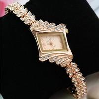 Đồng hồ lắc vàng cho nữ