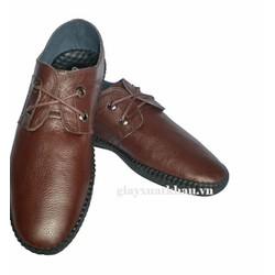Giày da Clark dây