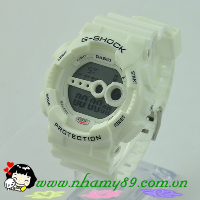 dong ho g shock 101040 1m4G3 dsc0437 2jcl7gbnpr3ad Đồng hồ G Shock phong cách tươi trẻ, độc đáo