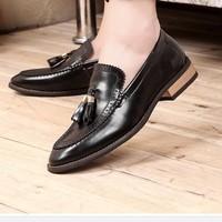 Giày da nam cao cấp G018