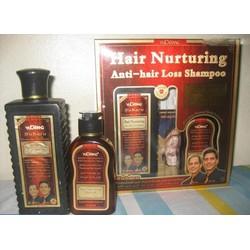 Bộ Dầu gội và dưỡng kích thích mọc tóc, chống hói Hair Nurturing-MP716