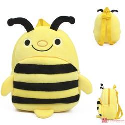 Ba lô cho bé đi học ong vàng