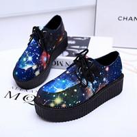 Giày bánh mì Galaxy