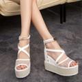 Giày sandal đế bánh mì đẹp