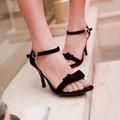 Giày cao gót kiểu mới, giày vnxk cao cấp - C022