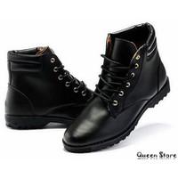 Giày boot nam hàn quốc