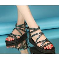 Giày sandals chiến binh 12