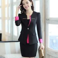 Áo vest nữ công sở vạt hồng TV02 - HÀNG LOẠI 1 DÀY DẶN