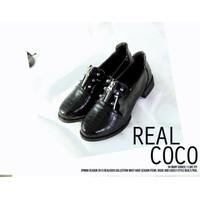 Giày Kiểu Móc Khóa Đầu Lâu G0480