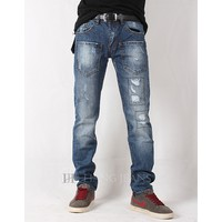 Quần jeans nam dài 8806