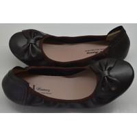 Giày da nơ 1788V001N