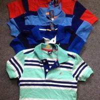 Áo phông Nautica bé trai  xuất xịn