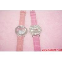 Đồng hồ Hello Kitty dây da đáng iu DHNU5