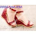 Giày sandal viền cói ms 90014