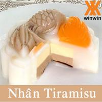 Bánh trung thu rau câu Tiramisu của Gift Shop WinWin88