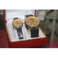 Đồng hồ tình nhân Rolex 3 mặt sành điệu DHTN77