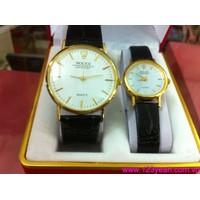Đồng hồ tình nhân Ro chia sẻ yêu thương DHTN80