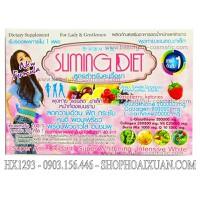 THUỐC GIẢM CÂN TRẮNG DA Sliming Diet Raspberry Ketones - HX1293293