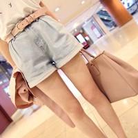 Quần short jeans cá tính Mã: QN377