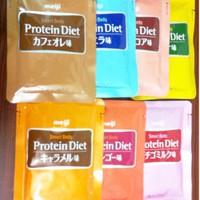 Sữa giảm cân Meiji protein