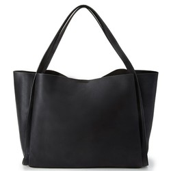 Túi Xách Forever 21 Pebbled Faux Leather Shopper