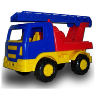 Xe đồ chơi Xalut xe cứu hỏa 23 x 14 x 11