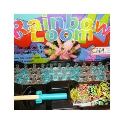 Bộ thun vòng tay Rainbow Loom bands