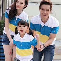 Đồng phục gia đình phối màu SHOPTHAOKIM
