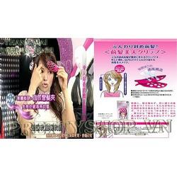 TC012 kẹp tạo nếp, tạo độ cúp cong cho mái tóc