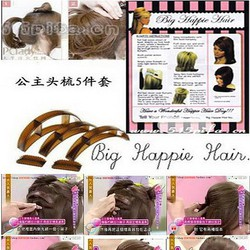 TC033 bộ 5 kẹp phồng tóc Big Happie Hair