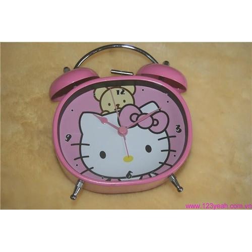 Đồng hồ để bàn báo thức kitty đáng iu DHDB22 - 3832903 , 892738 , 15_892738 , 120000 , Dong-ho-de-ban-bao-thuc-kitty-dang-iu-DHDB22-15_892738 , sendo.vn , Đồng hồ để bàn báo thức kitty đáng iu DHDB22
