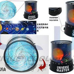 QT023 đèn chiếu sao vũ trụ kèm adapter