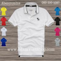 Abercrombie trắng, vàng, xanh ngọc, xanh đen, hồng
