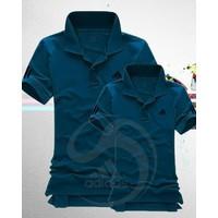 Áo Cặp Adidas Cao Cấp A_14 xanh long cong