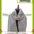 Khăn len nữ - Đan thủ công - Handmade